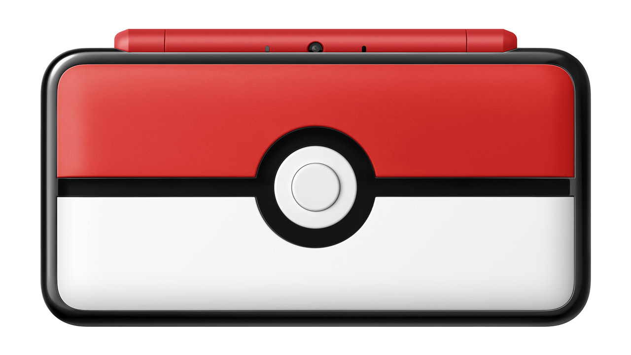 "Screenshot ""New Nintendo 2DS XL -Poké Ball Edition-"""