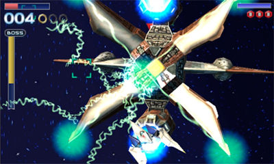 "Screenshot ""Star Fox 64 3D"""