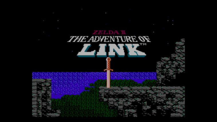"Screenshot ""Zelda 2: The Adventure of Link"""