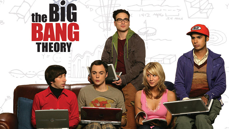 "Screenshot ""The Big Bang Theory: Staffel 01 Blu-ray (2 Discs)"""