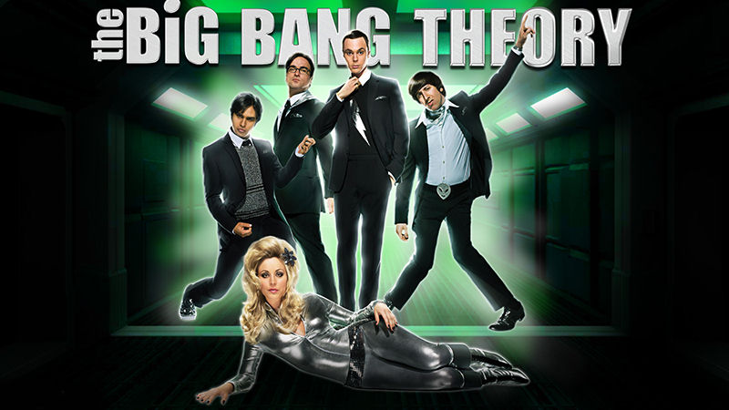 "Screenshot ""The Big Bang Theory: Staffel 04 Box Blu-ray (2 Discs)"""