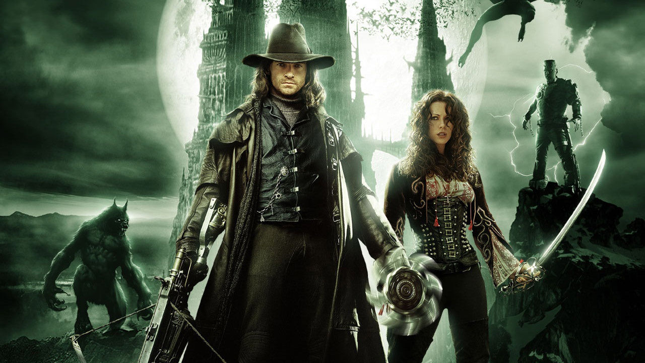 "Screenshot ""Van Helsing Blu-ray"""