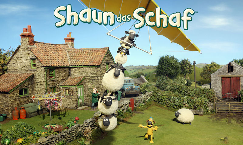 "Screenshot ""Shaun das Schaf - Oster Eidition"""