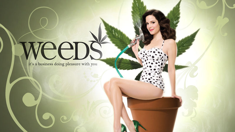 "Screenshot ""Weeds: Kleine Deals unter Nachbarn - Season 7 Box (3 DVDs)"""