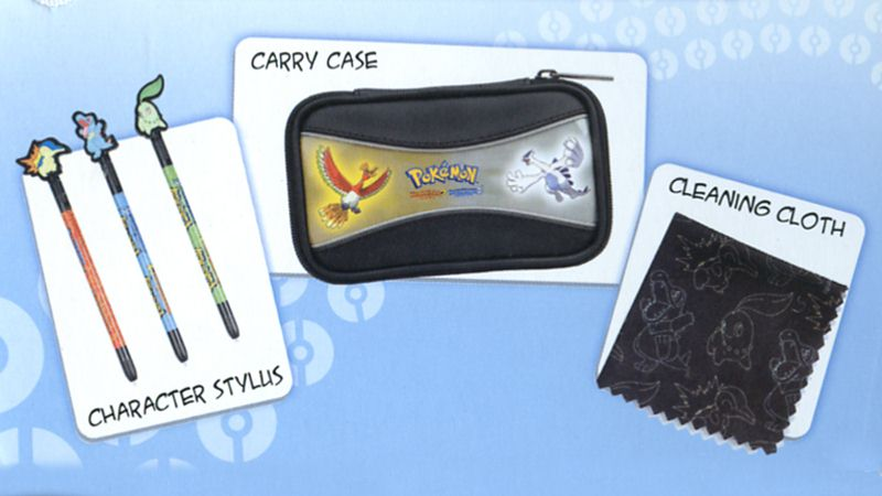 "Screenshot ""Tasche Pokémon Gold/Silver Essential Kit (Power A)"""