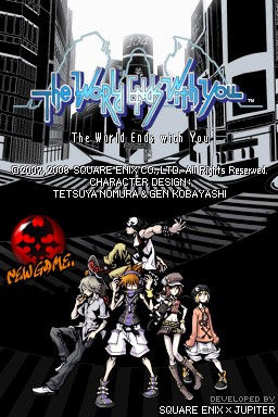 "Screenshot ""The World Ends With You -US-"""