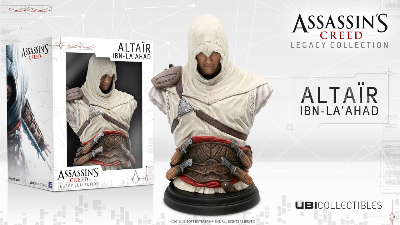 "Screenshot ""Assassin's Creed - Altaïr Ibn-La'Ahad"""