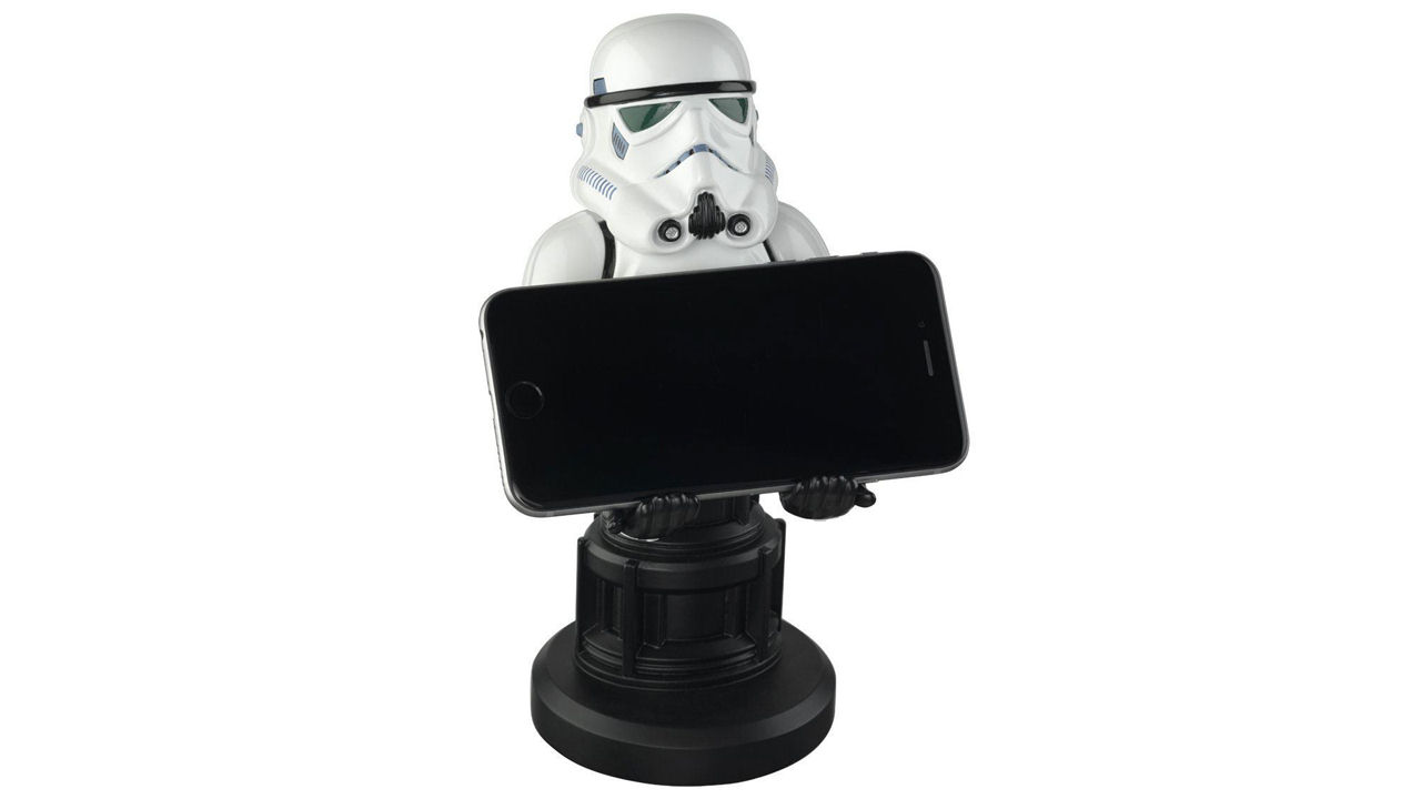 "Screenshot ""Cable Guys - Star Wars: Stormtrooper"""