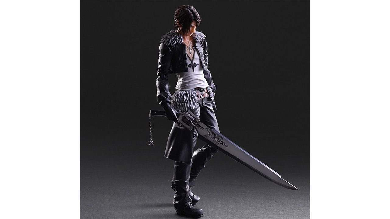 "Screenshot ""Dissidia: Final Fantasy - Squall Leonhart"""