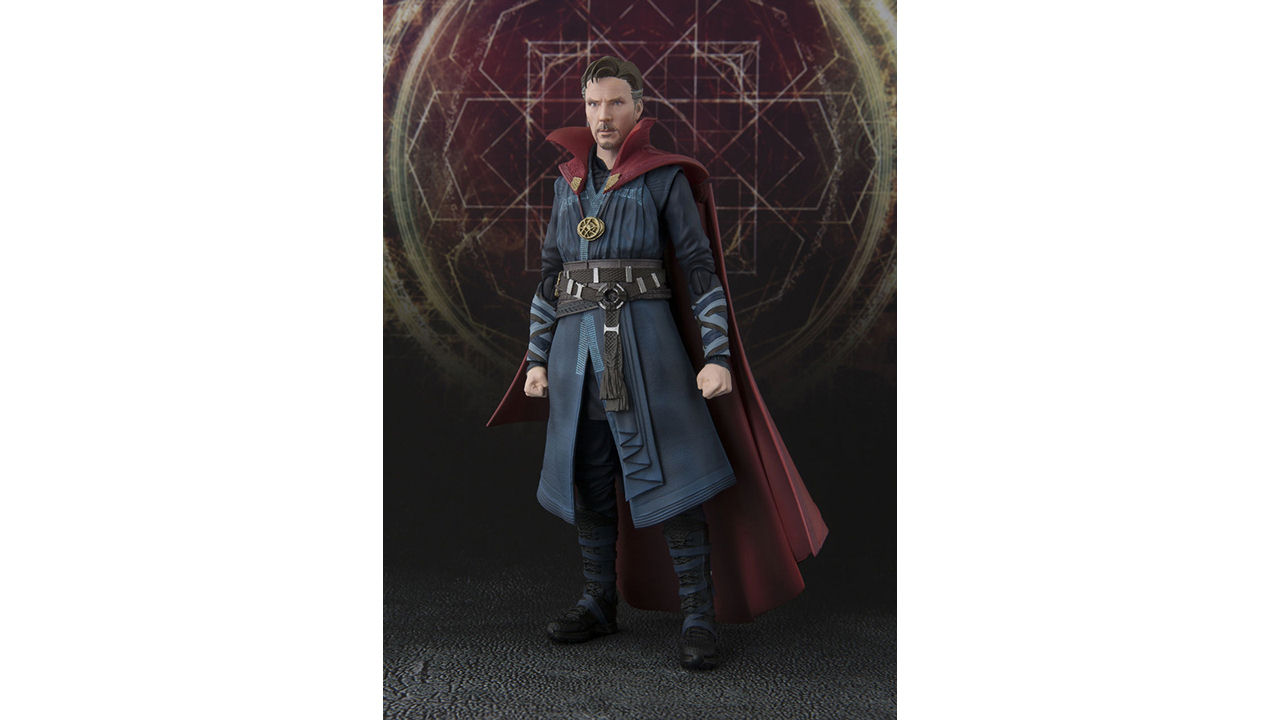 "Screenshot ""Doctor Strange - Dr. Strange (Burning Flame)"""