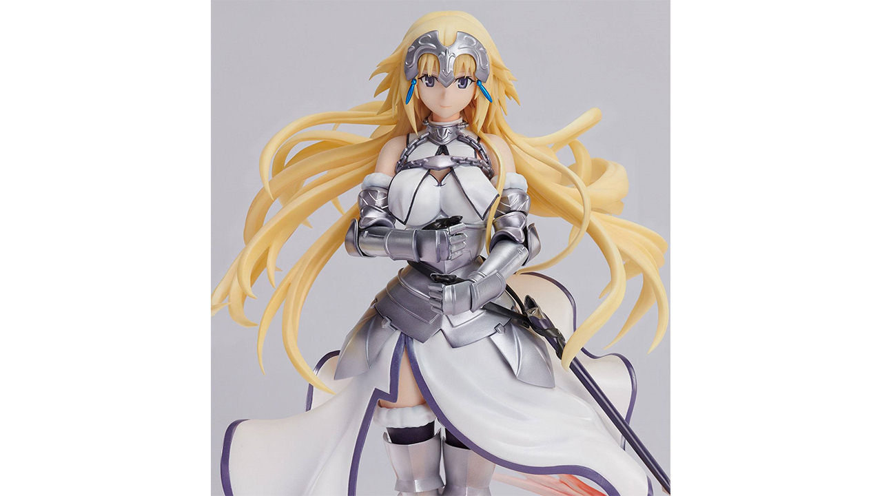 "Screenshot ""Fate/Apocrypha - Jeanne d'Arc (Ruler)"""
