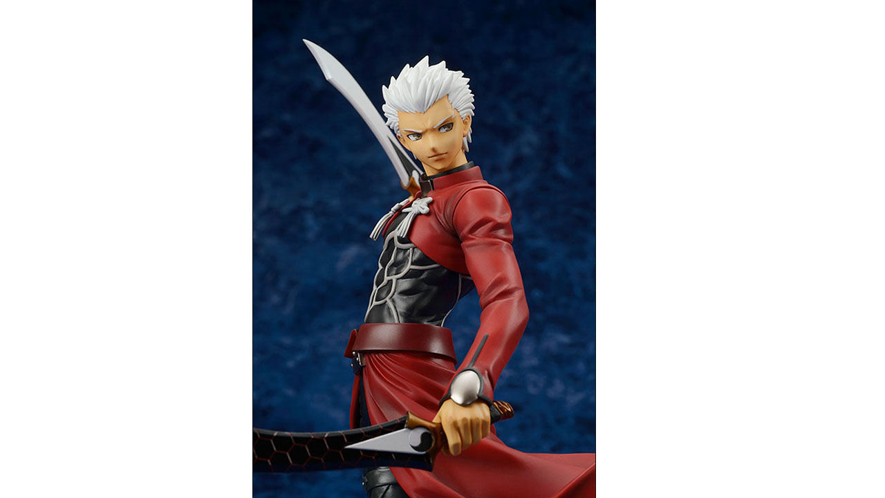 "Screenshot ""Fate/stay night: Unlimited Blade Works - Archer"""