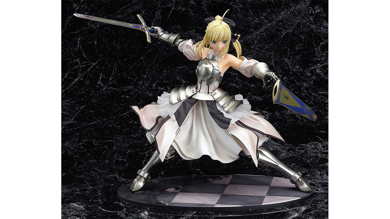 "Screenshot ""Fate/stay night - Saber Lily (Distant Avalon)"""