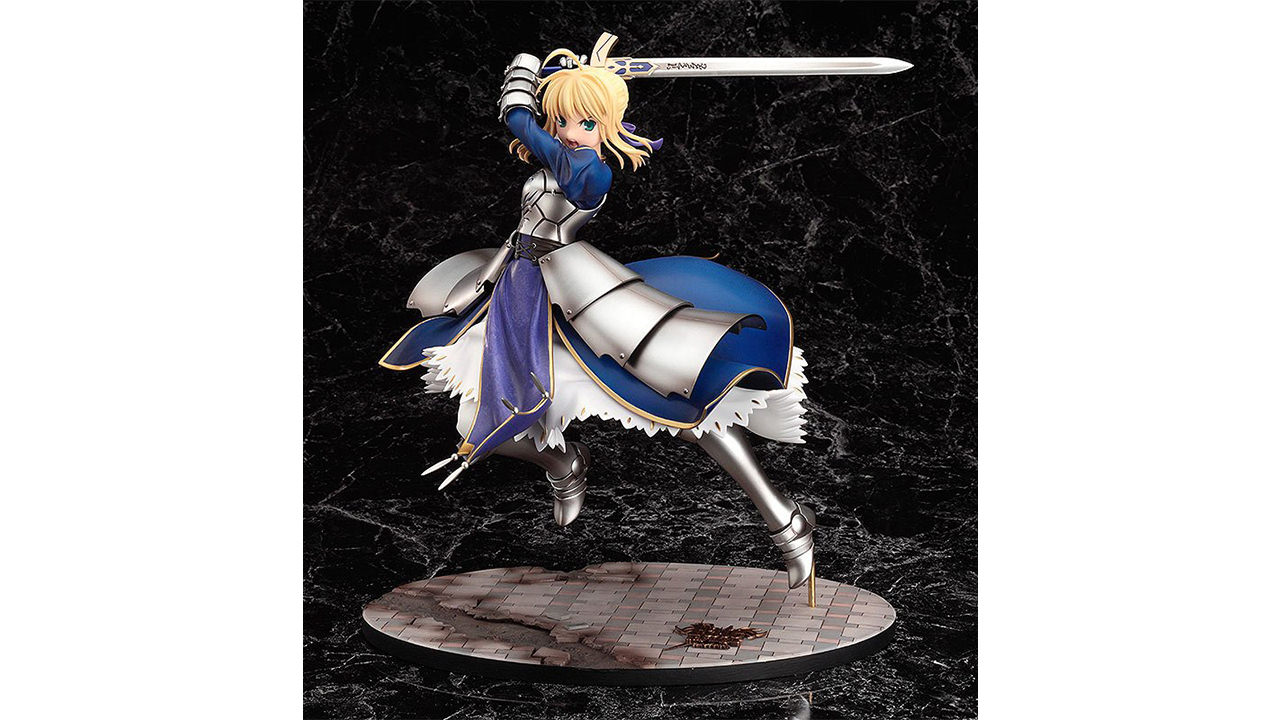 "Screenshot ""Fate/stay night - Saber (Triumphant Excalibur)"""