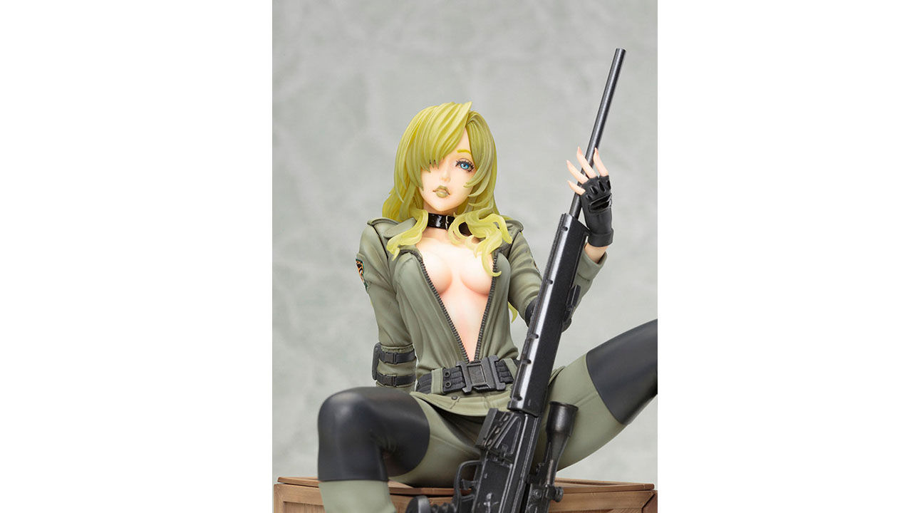 "Screenshot ""Metal Gear Solid - Sniper Wolf"""
