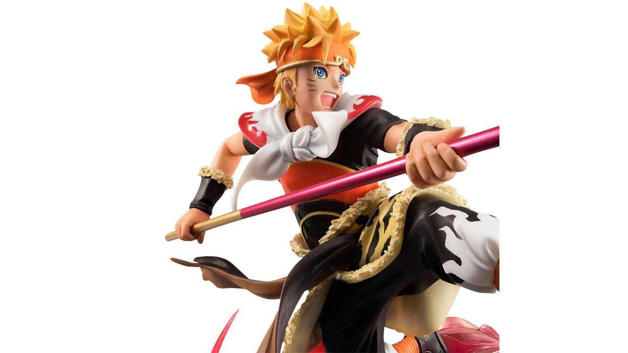 Naruto Shippuden - Naruto Uzumaki (The Monkey King ...