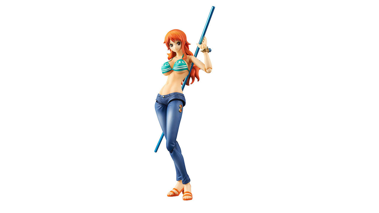 "Screenshot ""One Piece - Nami"""