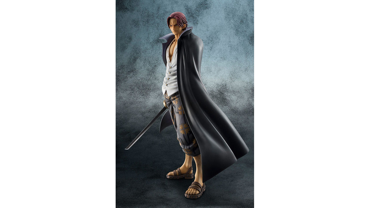 "Screenshot ""One Piece - Red-Haired Shanks"""