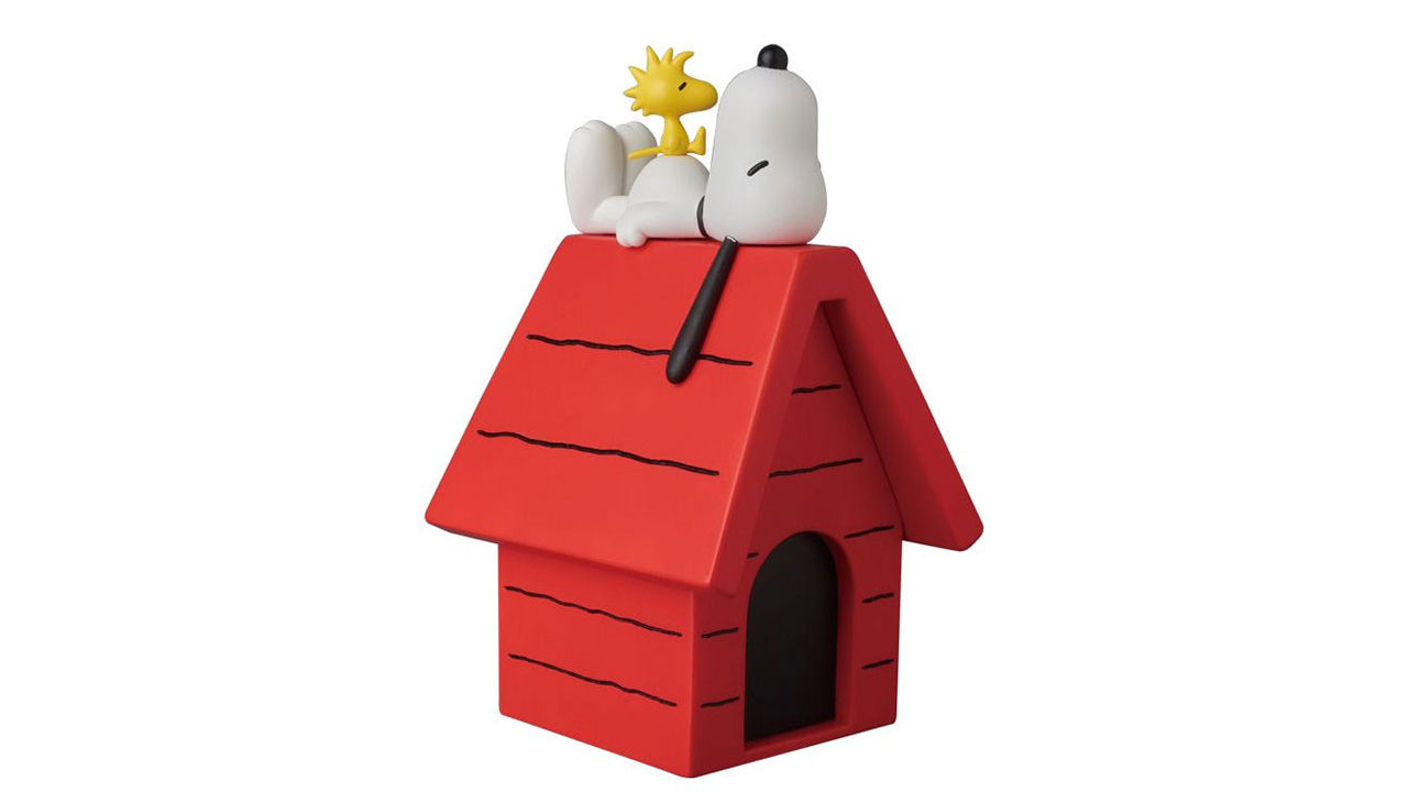 "Screenshot ""Peanuts - Snoopy & Woodstock on Doghouse"""