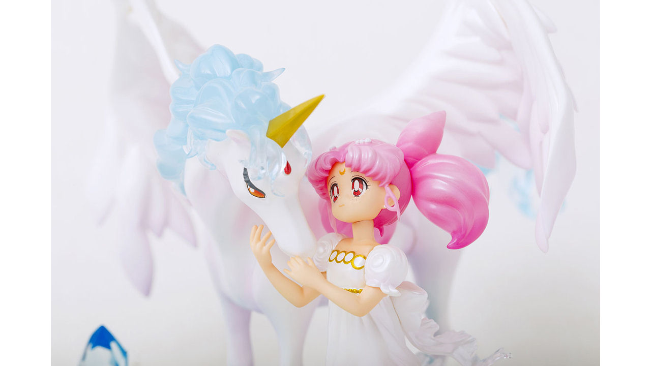 "Screenshot ""Sailor Moon - Pegasus & Chibiusa (Yume no Naka de)"""