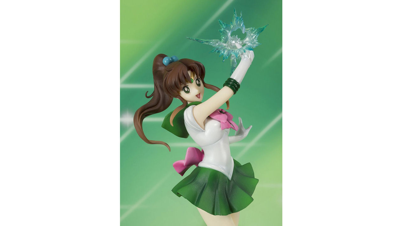 "Screenshot ""Sailor Moon - Sailor Jupiter"""
