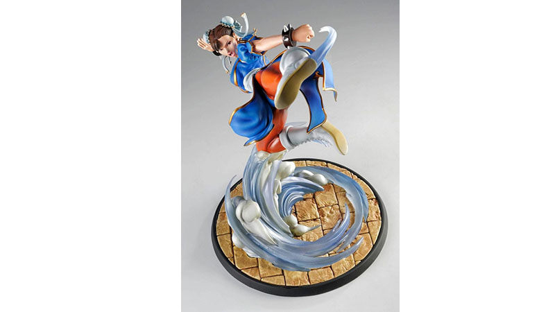 "Screenshot ""Super Street Fighter 4 - Chun-Li"""