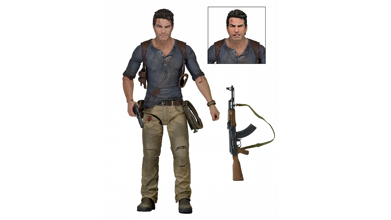 "Screenshot ""Uncharted 4 - Nathan Drake"""