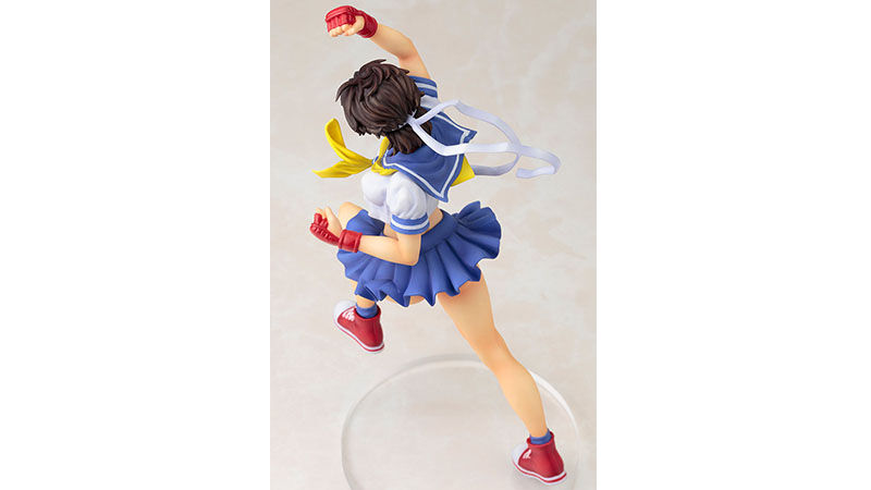"Screenshot ""Street Fighter - Sakura Kasugano"""