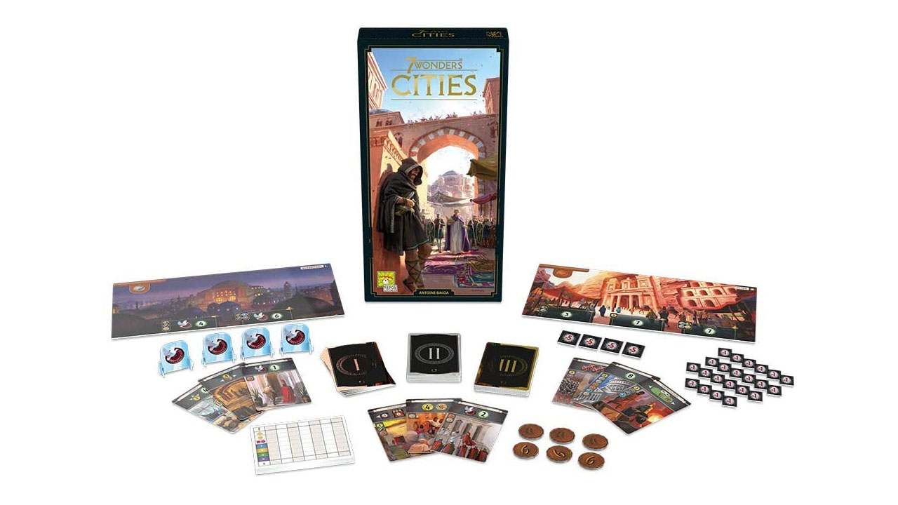 "Screenshot ""7 Wonders Erweiterung: Cities"""