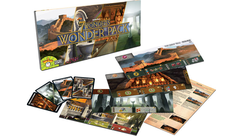 "Screenshot ""7 Wonders: Wonder Pack"""