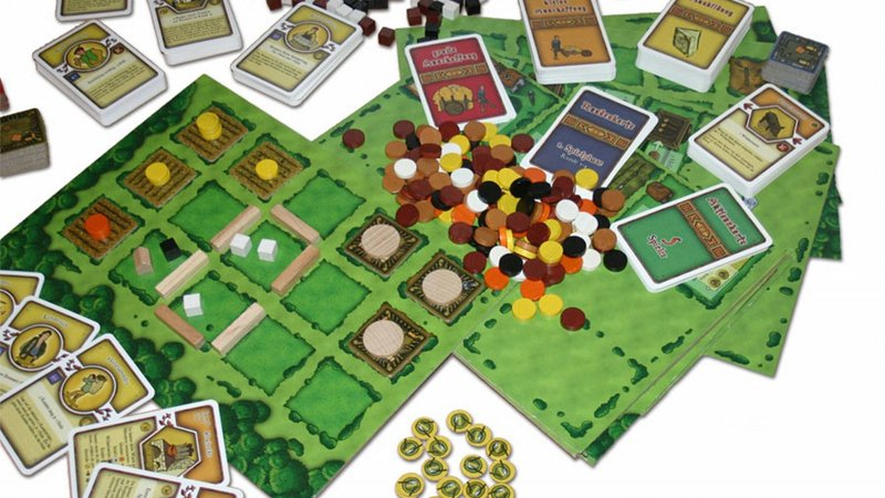 "Screenshot ""Agricola"""