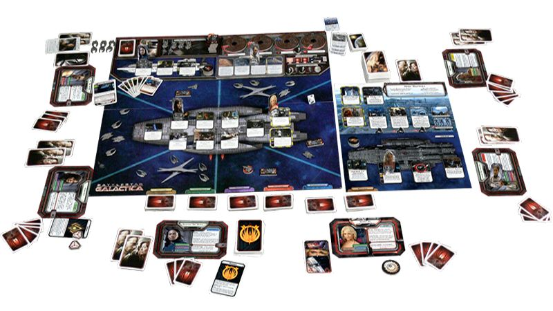 "Screenshot ""Battlestar Galactica: Pegasus"""