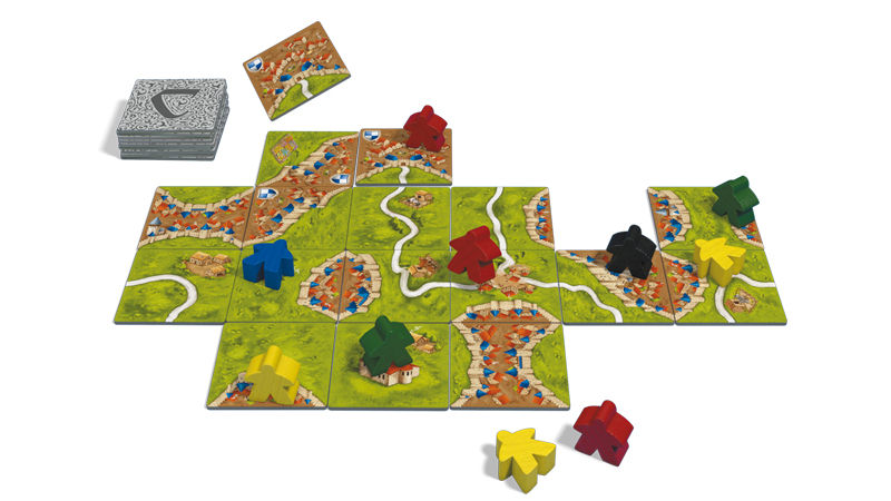 "Screenshot ""Carcassonne"""