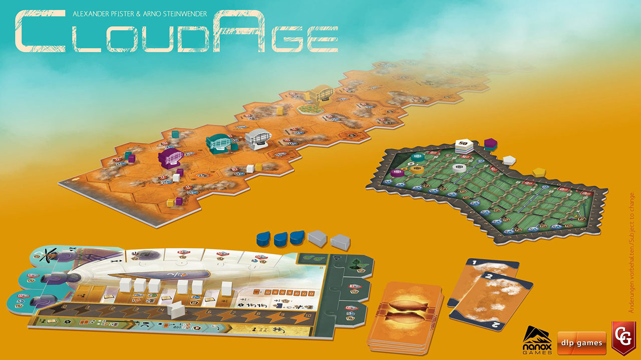 "Screenshot ""CloudAge"""