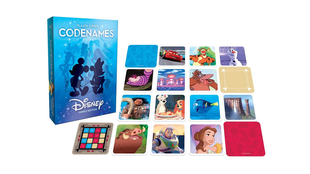 "Screenshot ""Codenames Disney"""