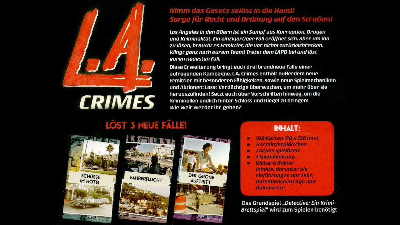 "Screenshot ""Detective: L.A. Crimes"""