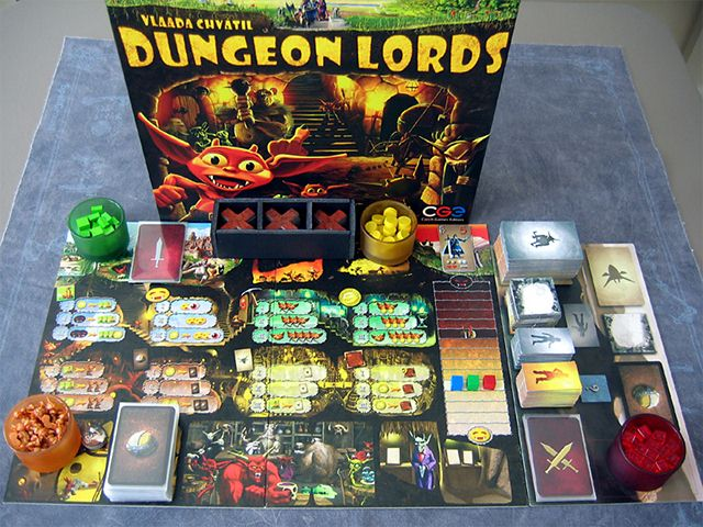 "Screenshot ""Dungeon Lords"""