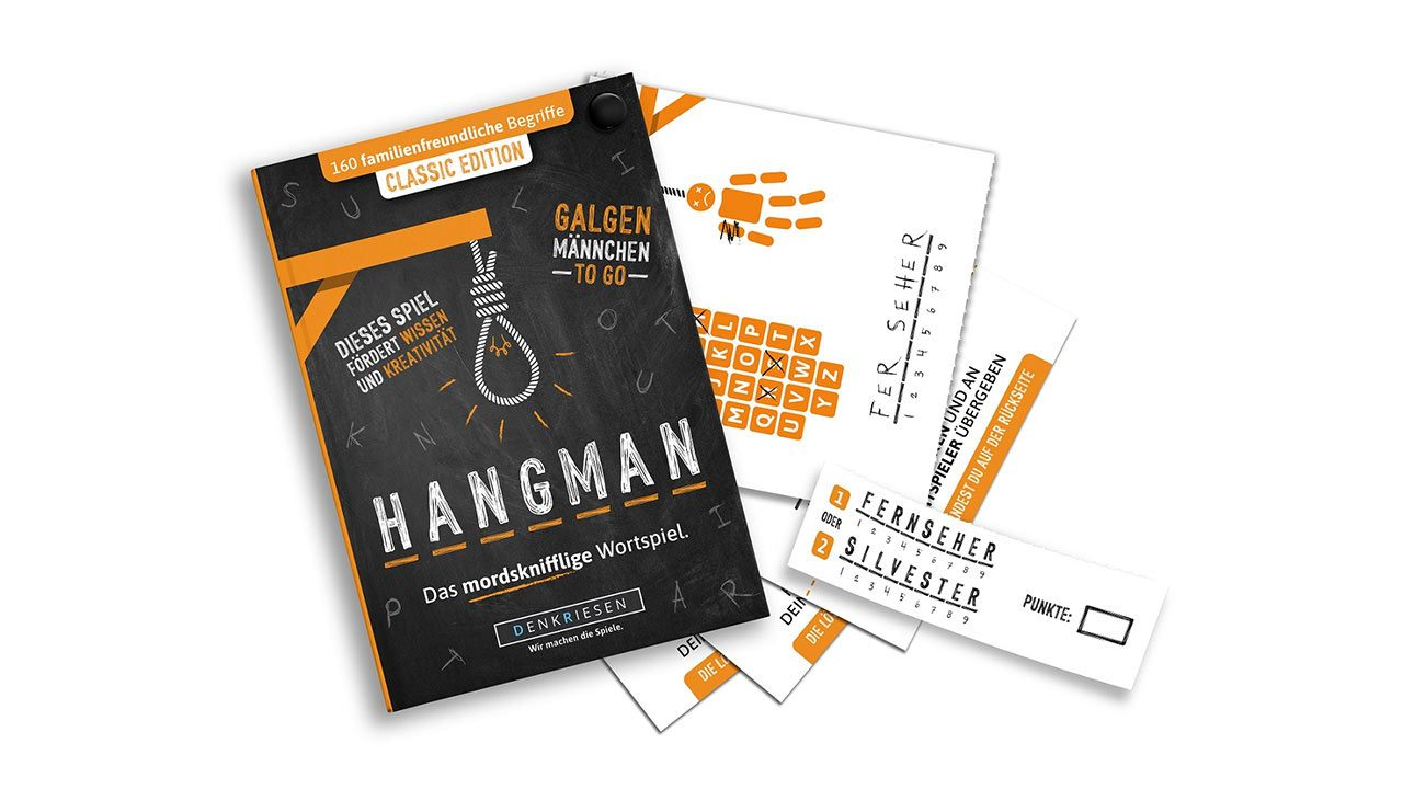 "Screenshot ""HANGMAN - Classic Edition"""
