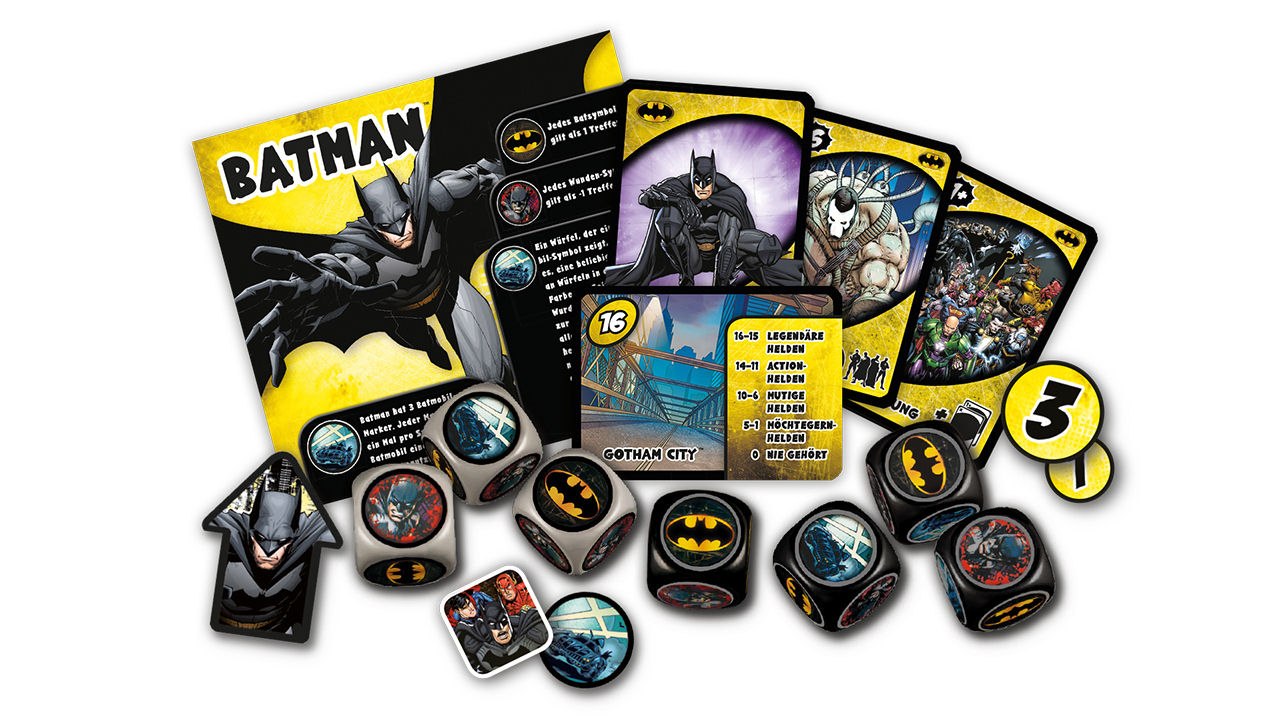 "Screenshot ""Justice League: Hero Dice - Batman-Set"""
