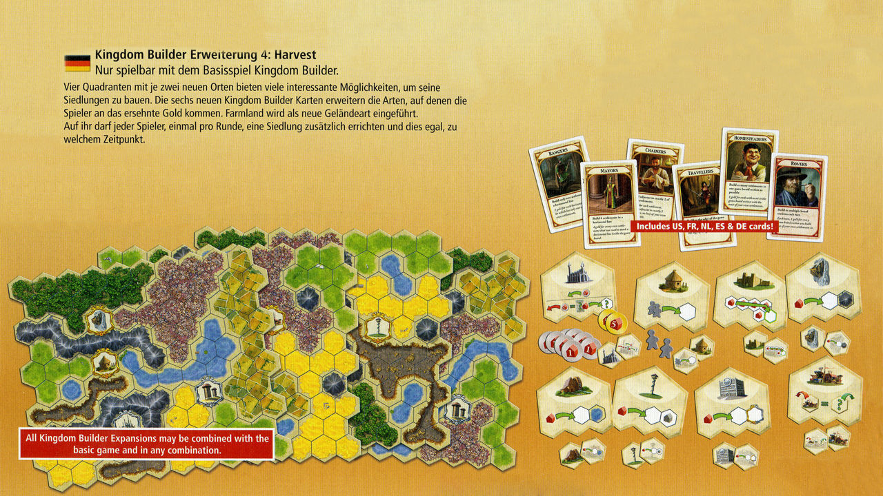 "Screenshot ""Kingdom Builder: Harvest"""