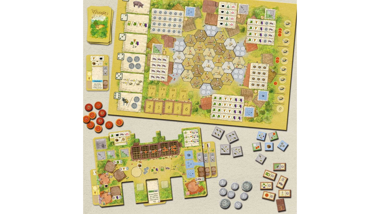 "Screenshot ""La Granja"""