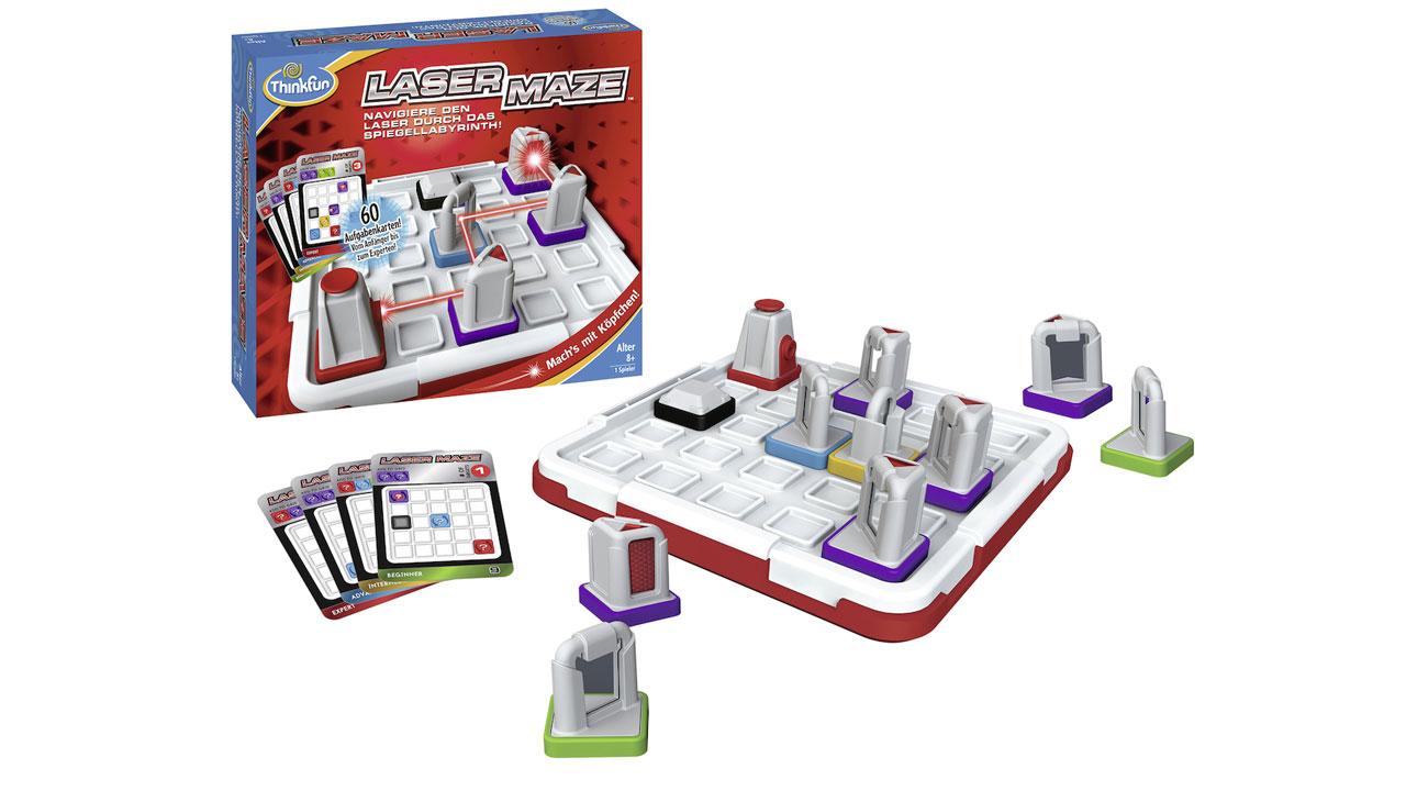 Laser Maze Gesellschaftsspiele World Of Games Circuit Thinkfun