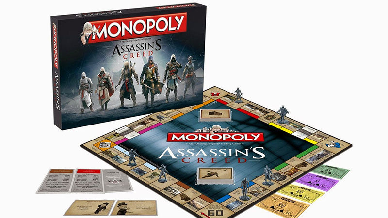 "Screenshot ""Monopoly - Assassin's Creed"""