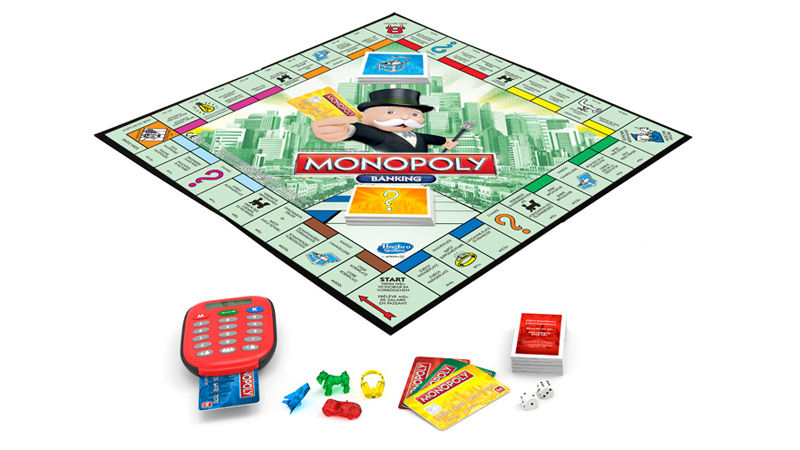 "Screenshot ""Monopoly Banking - Swiss Edition"""