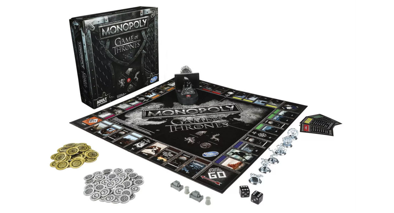 "Screenshot ""Monopoly - Game of Thrones (Edition 2019)"""
