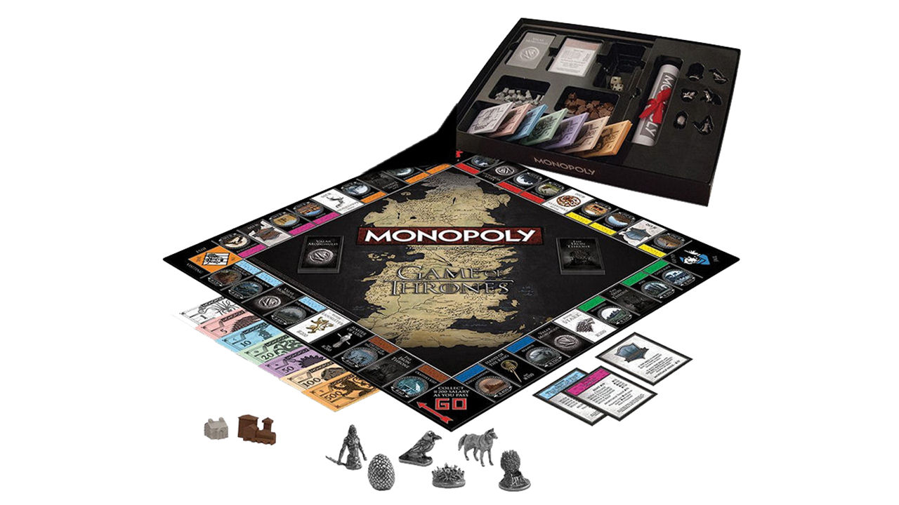 "Screenshot ""Monopoly - Game of Thrones"""