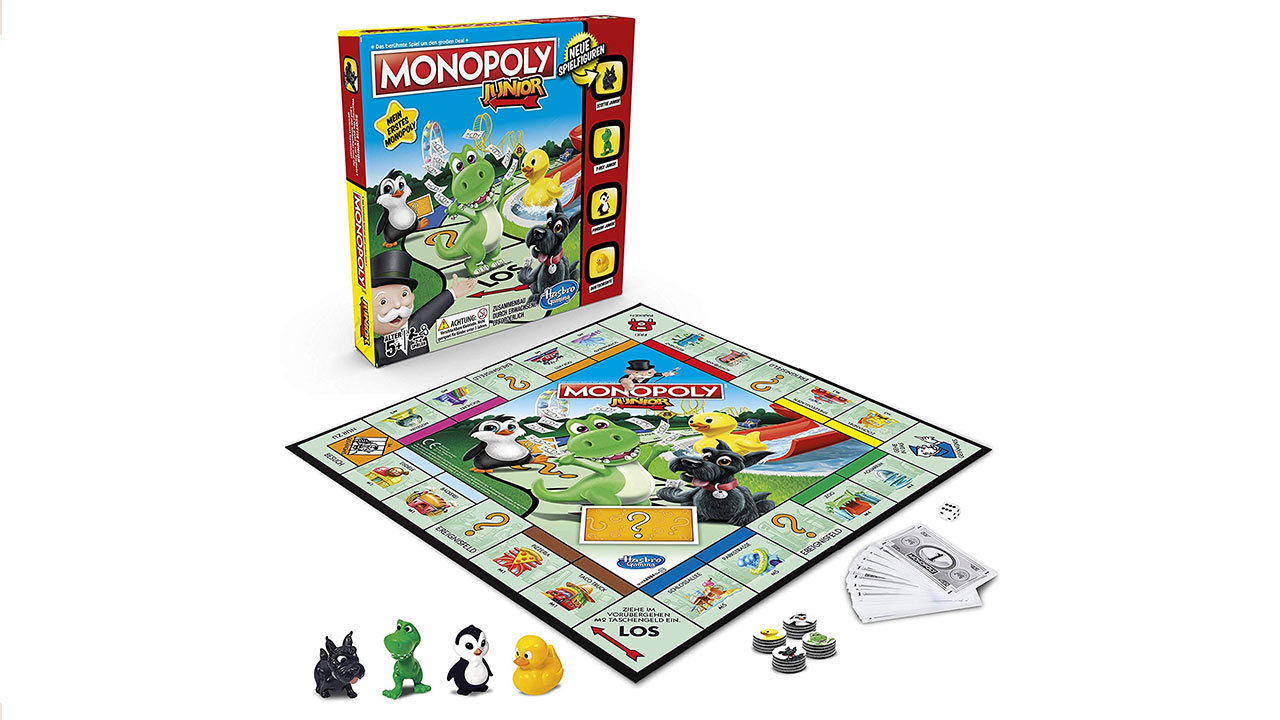 "Screenshot ""Monopoly Junior"""