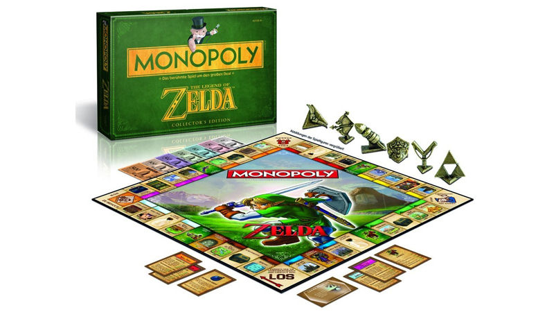 "Screenshot ""Monopoly: The Legend of Zelda Edition"""