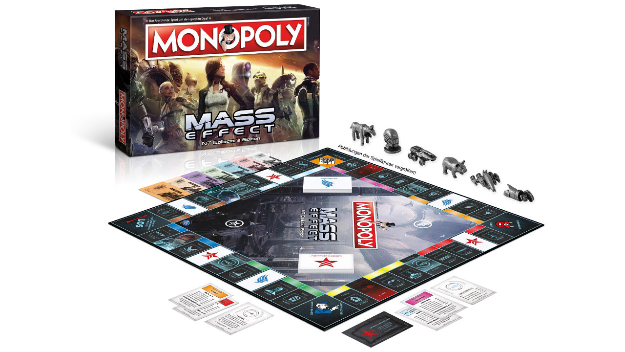 "Screenshot ""Monopoly - Mass Effect: N7 Collector's Edition"""