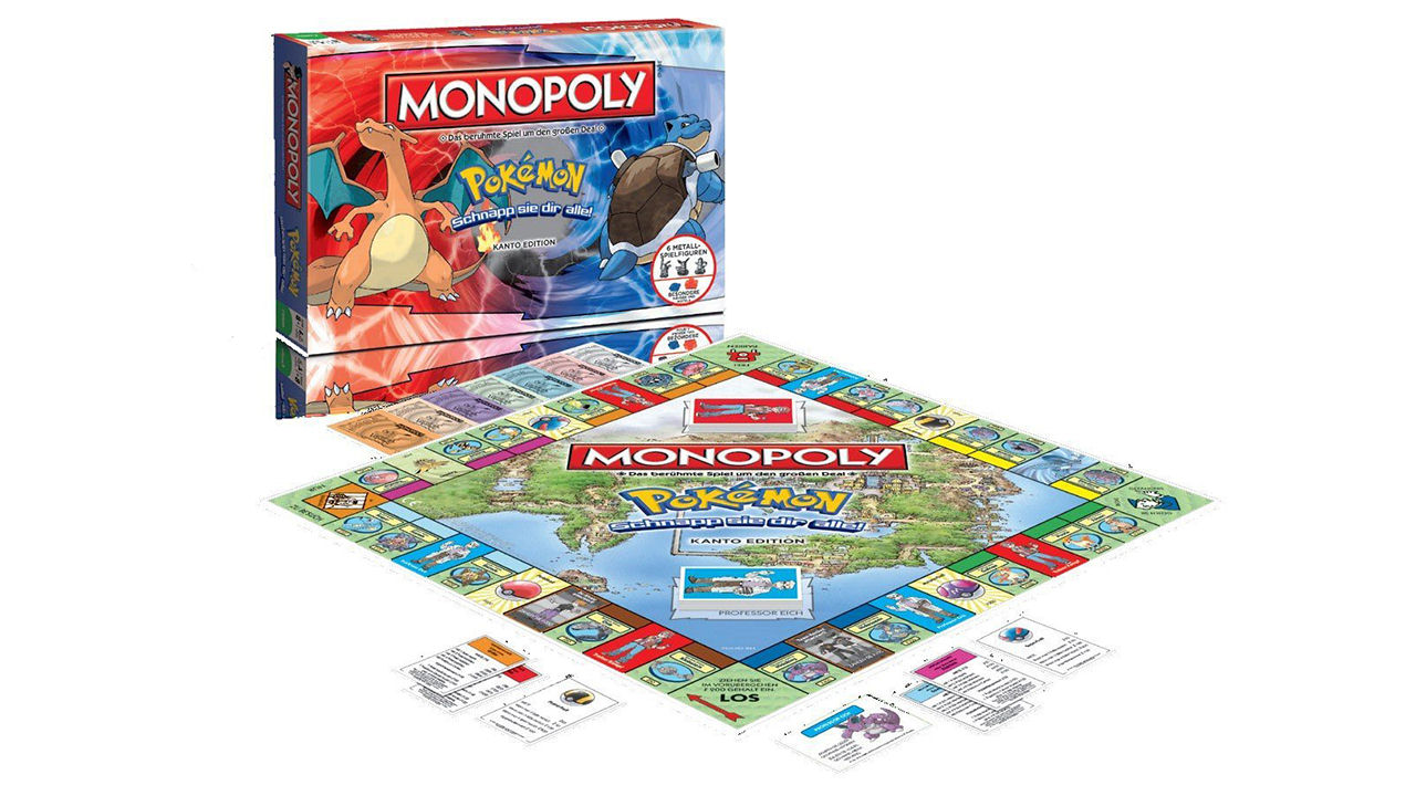 "Screenshot ""Monopoly - Pokémon"""